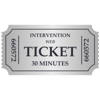 Tickets d'intervention 30 minutes